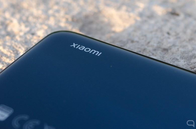 Logo de Xiaomi en el Mi A3