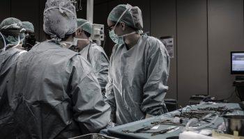 cirugía, cirujano, operación
