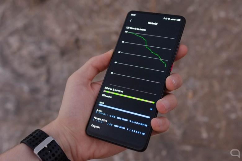 Autonomía en el Xiaomi Mi 9T Pro