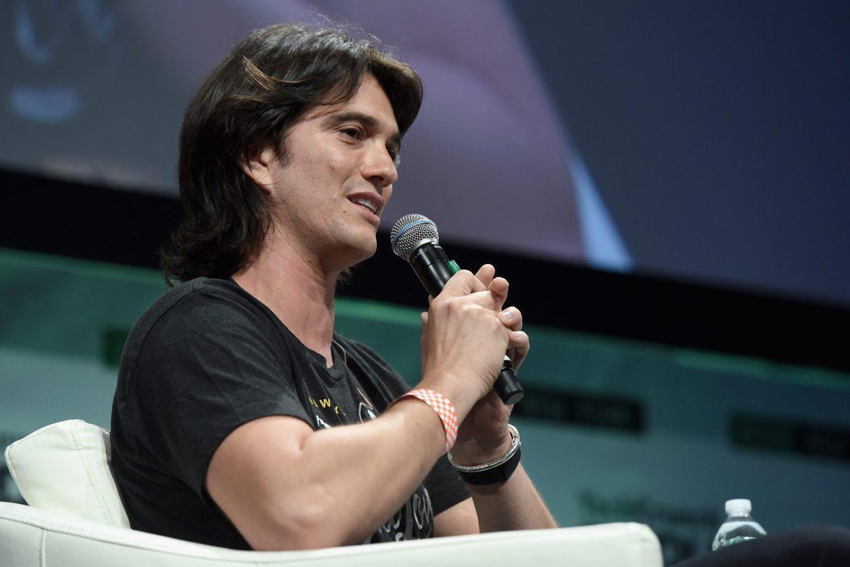 Adam Neumann, fundador de WeWork