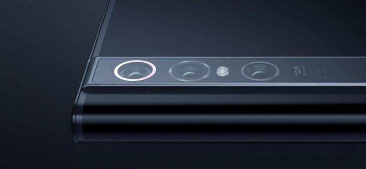 Cámaras del Xiaomi Mi Mix Alpha