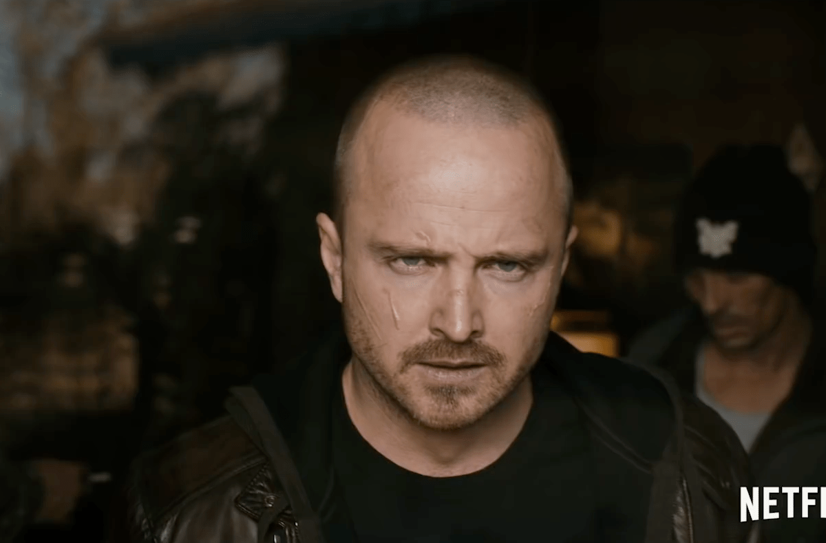 Jesse Pinkman en El Camino: Una película de Breaking Bad