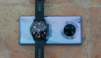 Huawei Watch GT no carga de forma inalámbrica sobre el Mate 30 Pro