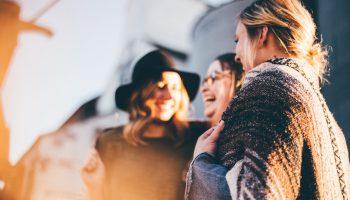 Chicas, juventud, grupo