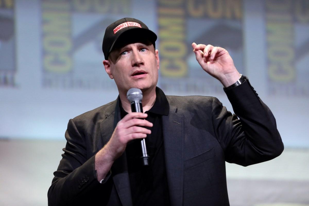Kevin Feige Star Wars Marvel