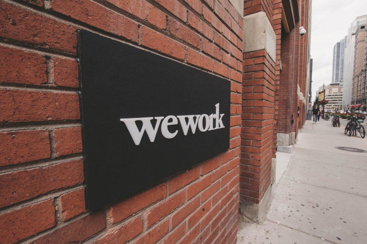 WeWork, inversión de SoftBank