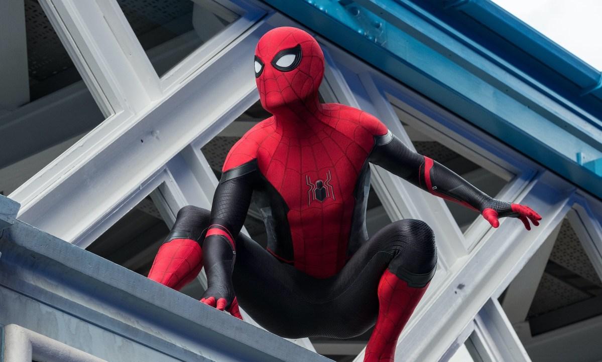 Spider-Man Sony Disney Plus
