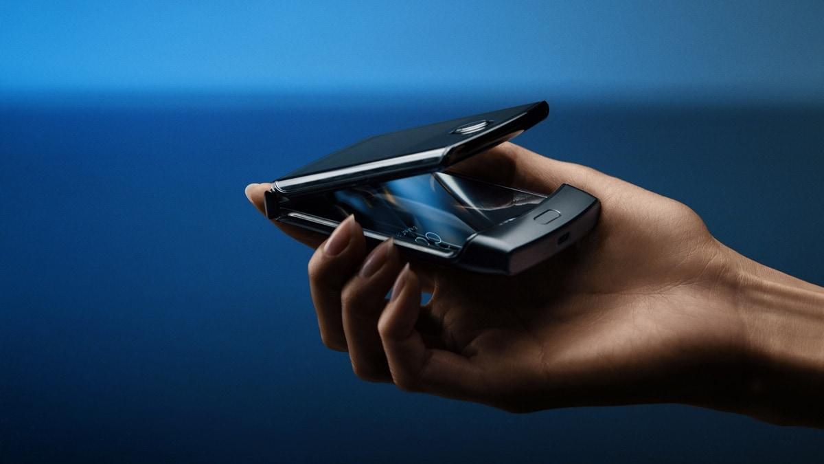 Motorola Razr 2019 pantalla plegable