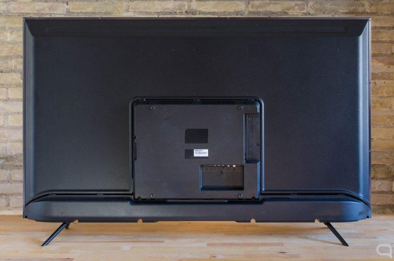 Trasera plástica del Xiaomi Mi TV 4S, 55 pulgadas