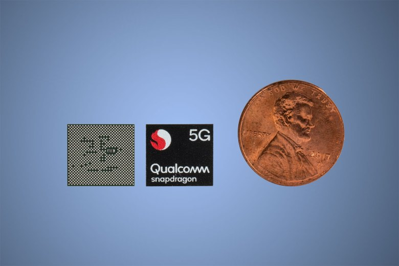 Chip 5G Qualcomm