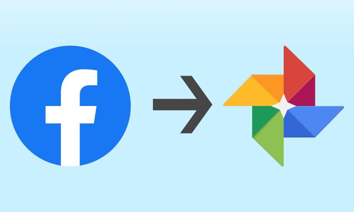 Google Fotos facebook