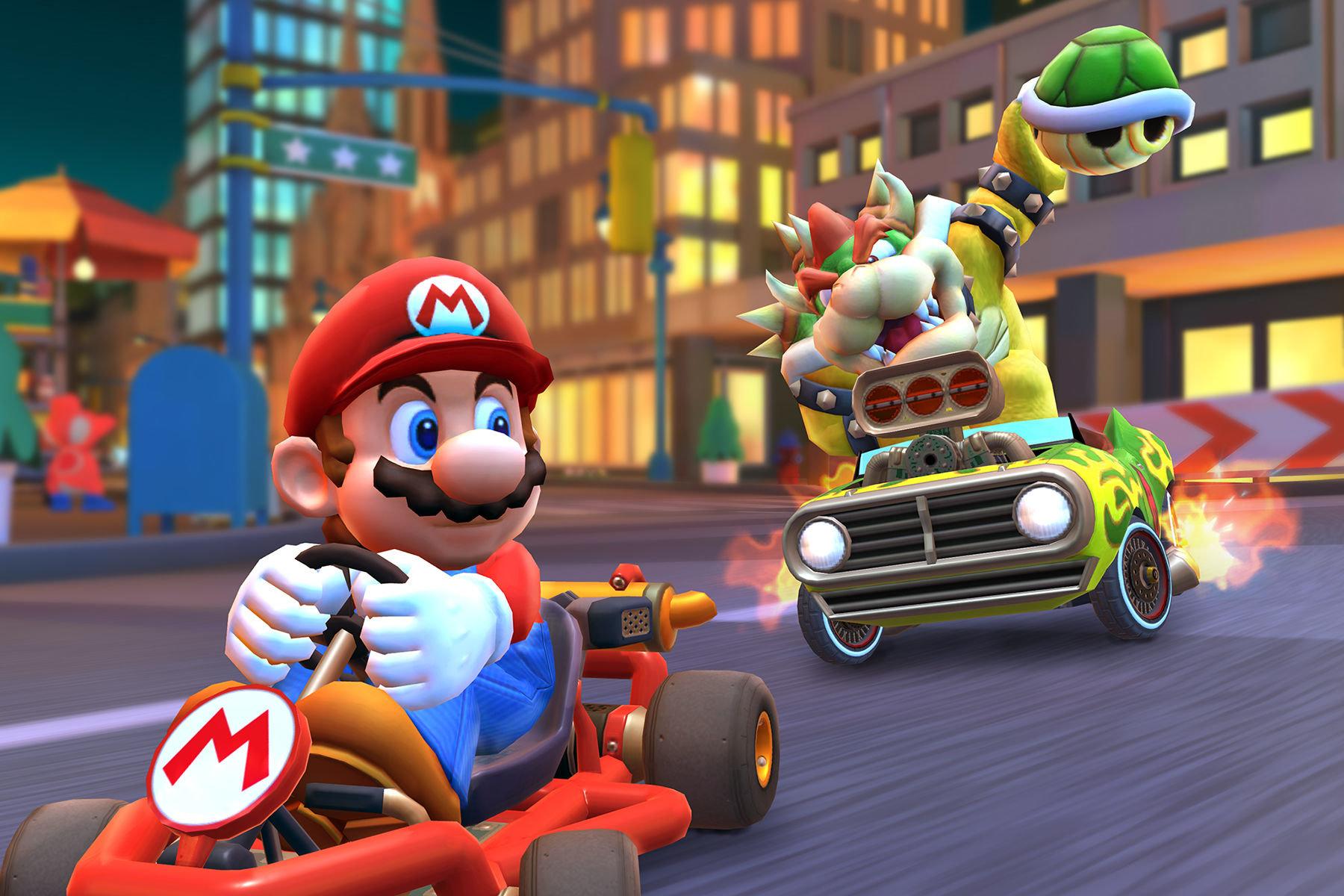 Mario Kart Tour estrena el modo multijugador: ¿cómo jugar?