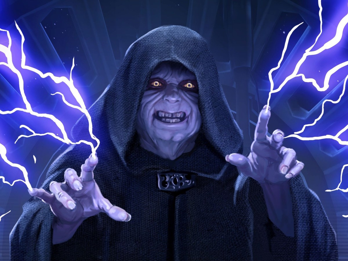 Palpatine Star Wars Disney Plus