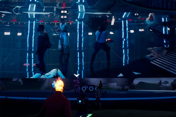 'Star Wars: El Ascenso de Skywalker' en 'Fortnite'