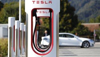 Supercharger de Tesla