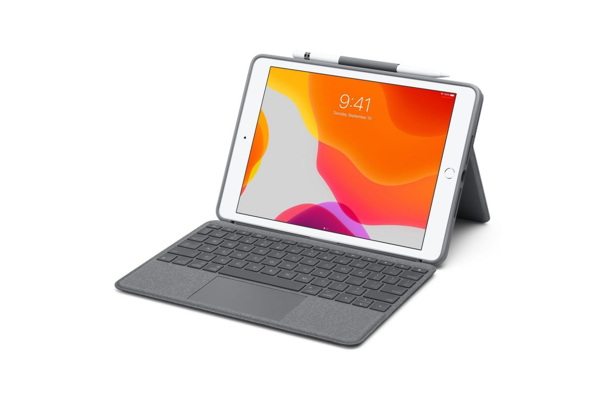 Logitech Teclado iPad Air