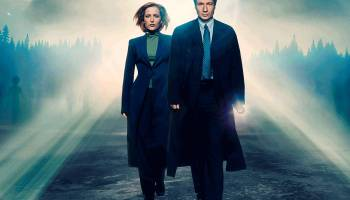 triangle the x-files planos secuencia