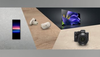 Productos bajo Sony Electronics Corporation
