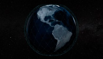 Red de satélites Starlink de SpaceX