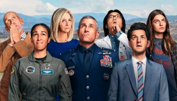 space force greg daniels steve carell netflix crítica