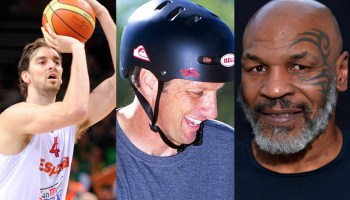 Cameo - Pau Gasol - Tony Hawk - Mike Tyson