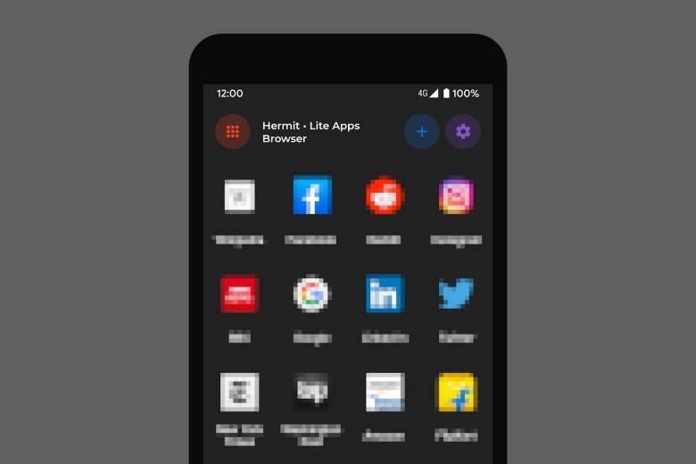 Hermit Apps para Android antiguos