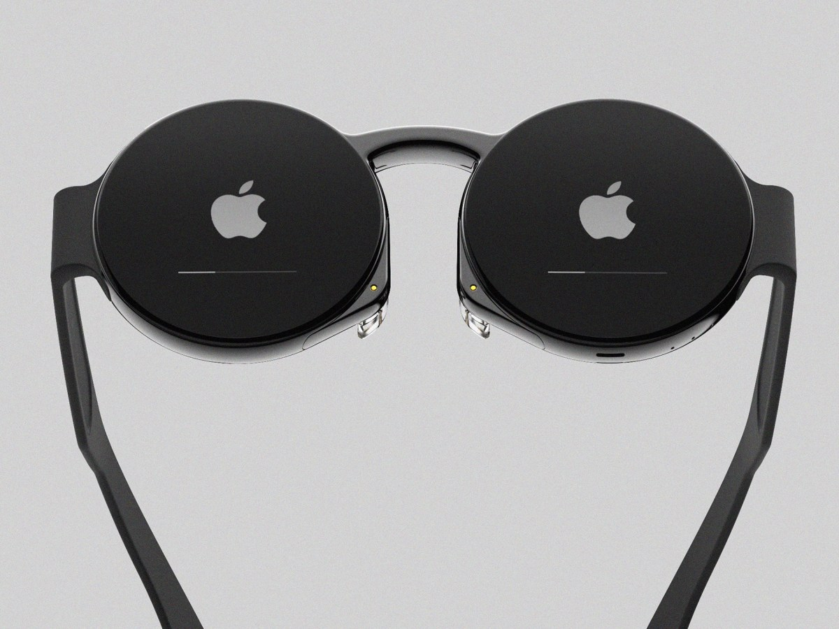 Apple Glasses concepto gafas de realidad mixta Apple