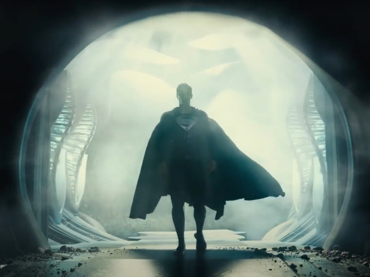 La Liga de la Justicia / Snyder Cut / Black Superman estrenos de HBO