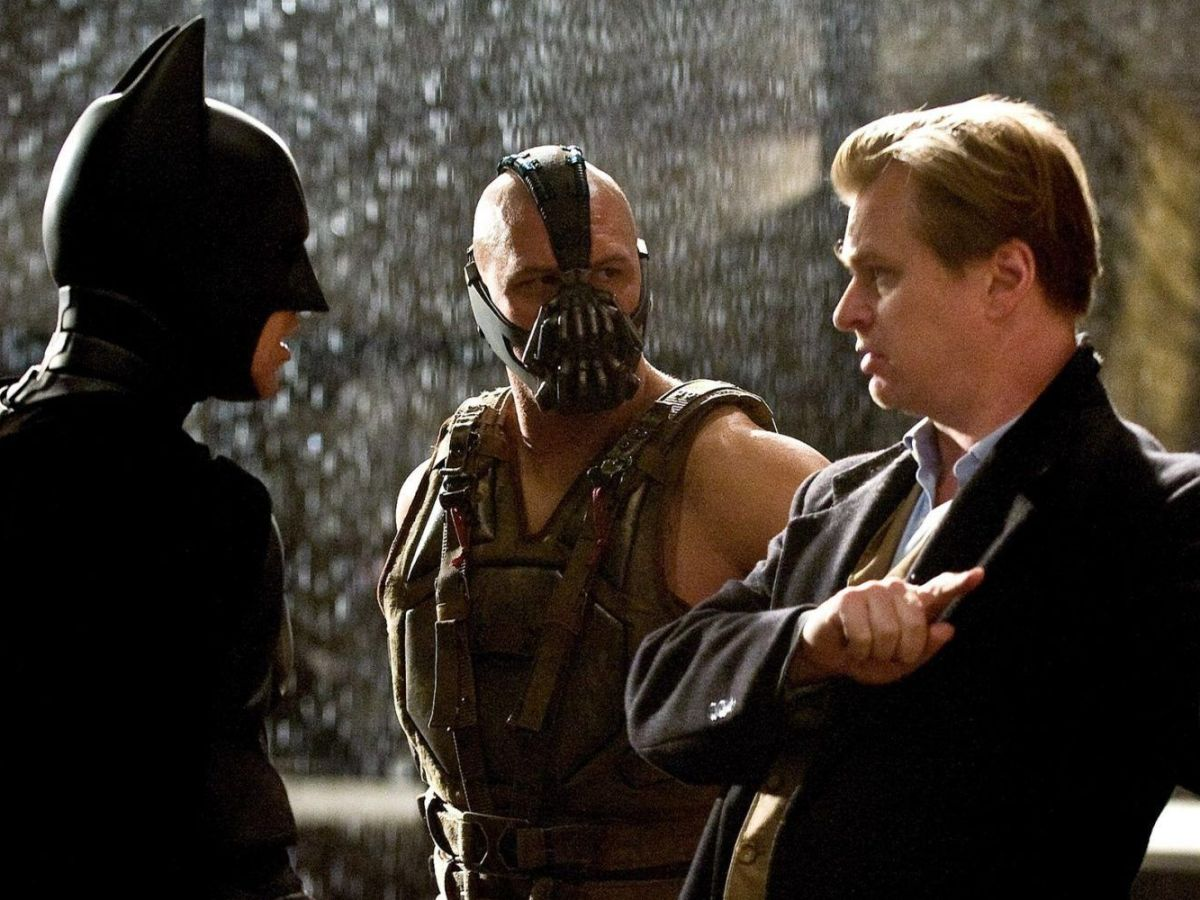 Christopher Nolan / Batman