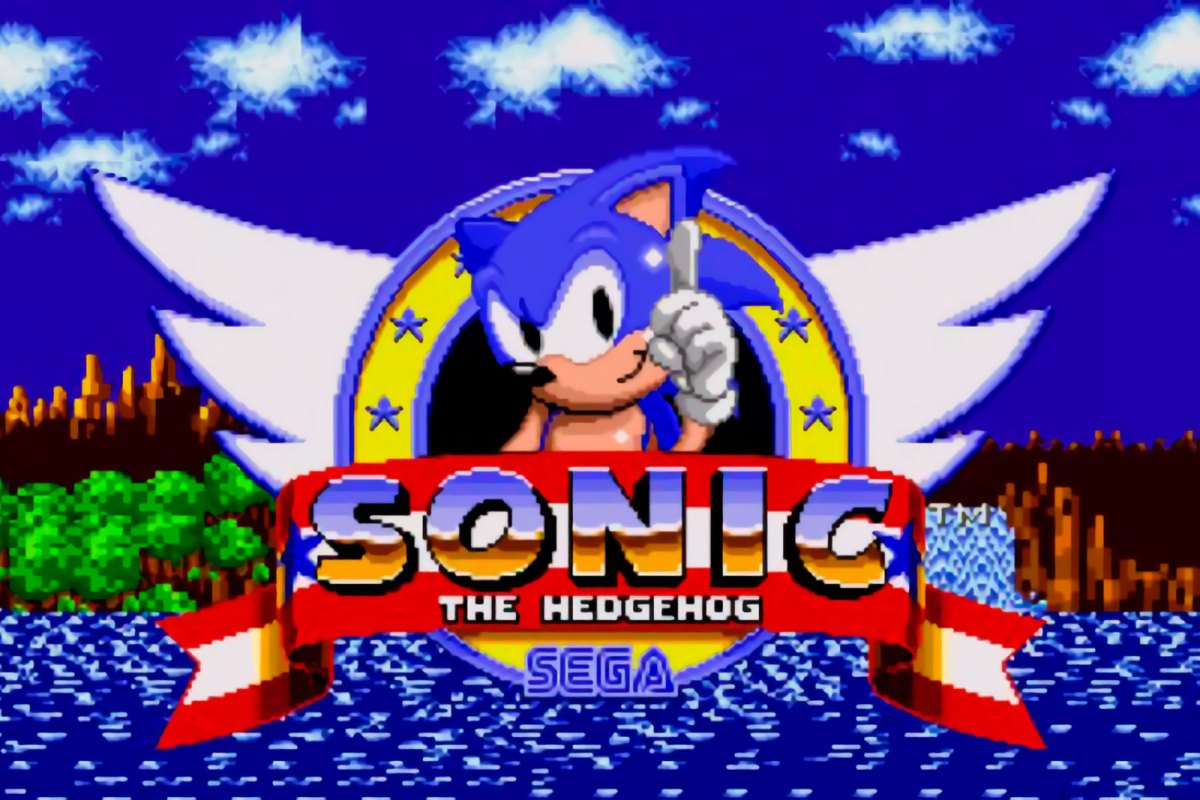 high score netflix sonic the hedgehog