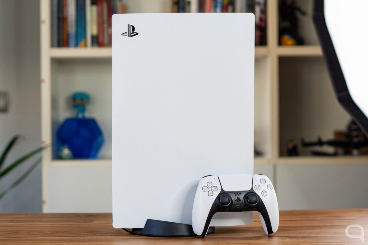 unboxing de la PS5 PlayStation 5
