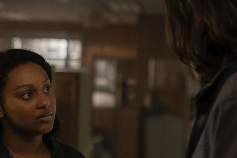 the walking dead: world beyond 1x03 the tyger and the lamb recap
