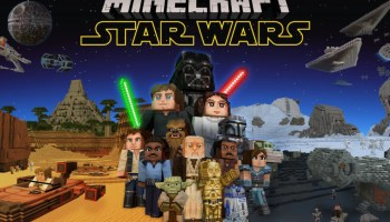 Minecraft Star Wars The Mandalorian