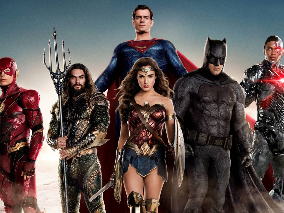 Snyder Cut de Justice League