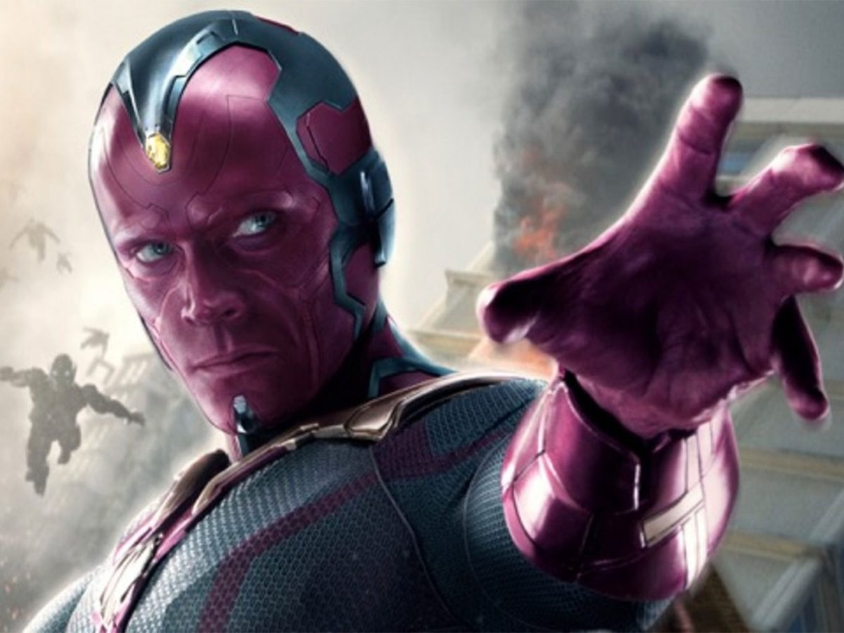 Vision Avengers: Age of Ultron