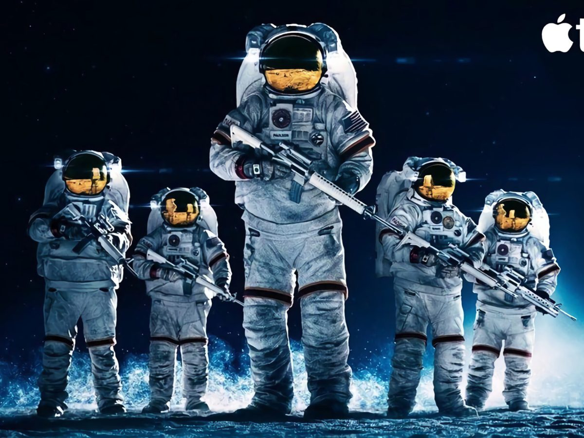Podcast oficial de 'For All Mankind'