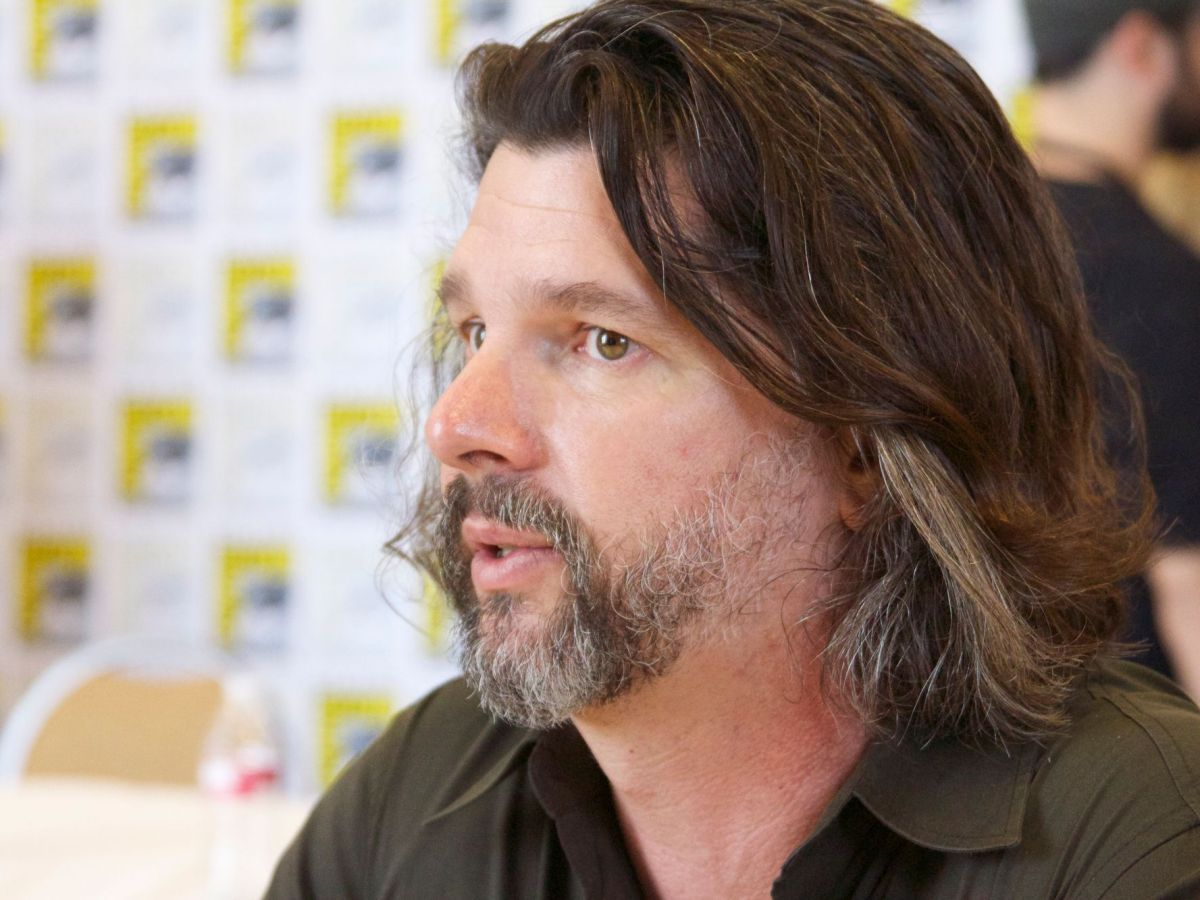 Ronald D. Moore Star Wars Disney