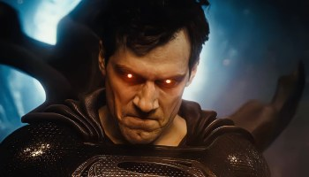 Superman en el Snyder Cut de Justice League