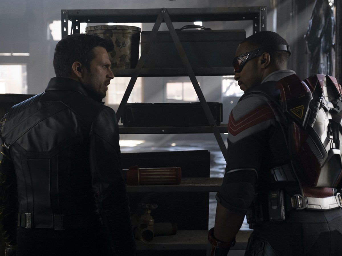 falcon y el soldado de invierno the falcon and the winter soldier lobo blanco