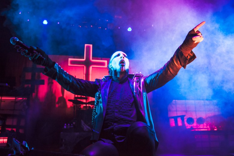Before accusing Fortnite or GTA, rock singers like Marilyn Manson were accused of youth violence