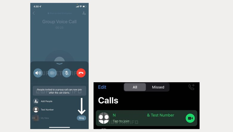 These are the improvements that will come soon to WhatsApp calls