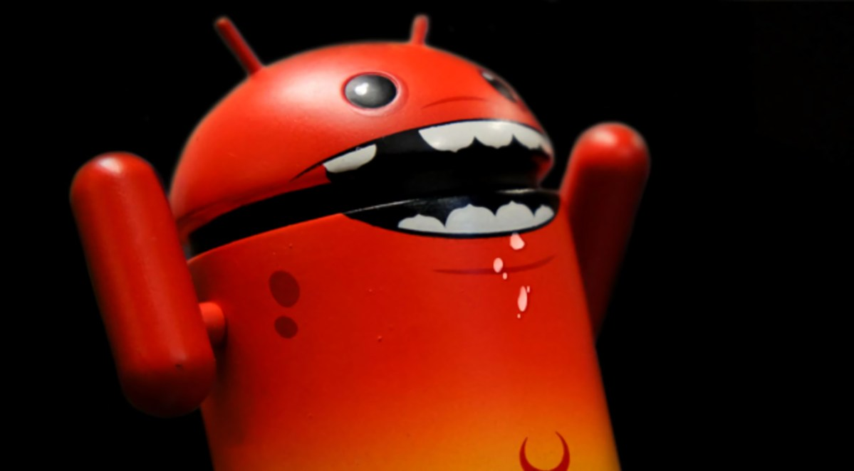 Malware para Android GriftHorse