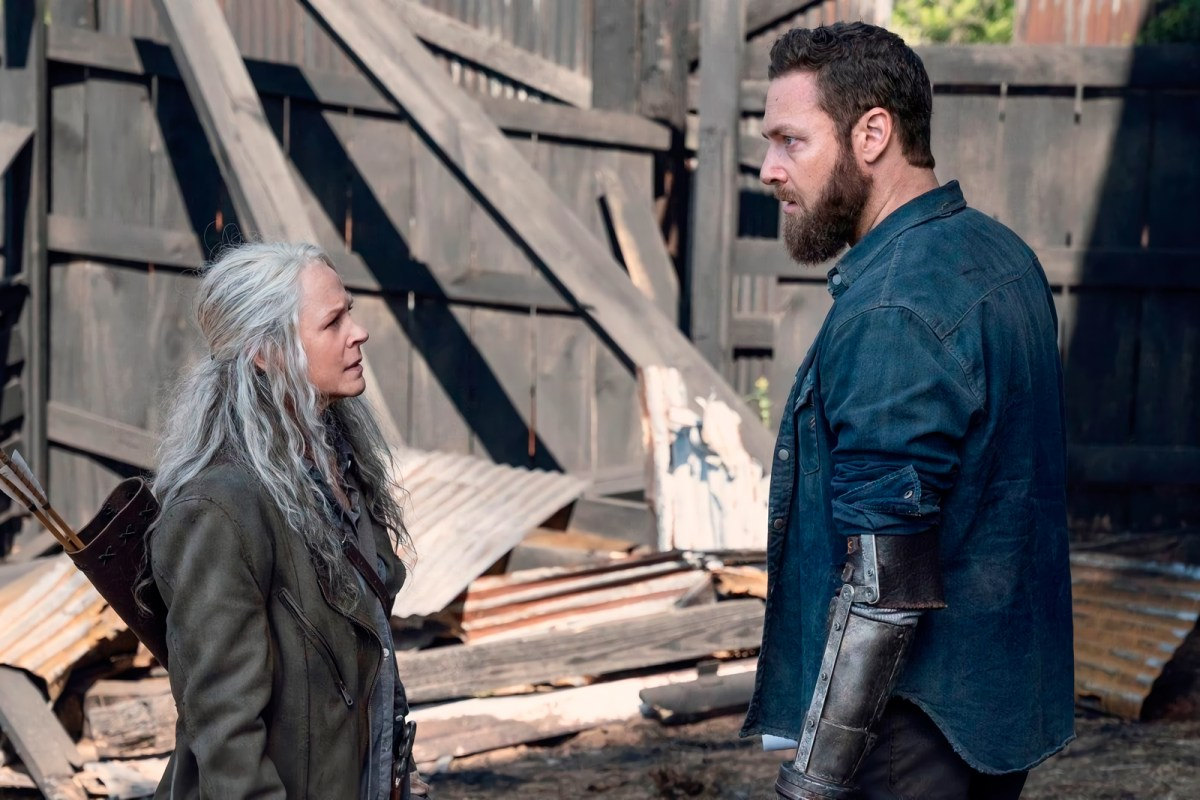 the walking dead 11x05 out of the ashes angela kang negan greg nicotero