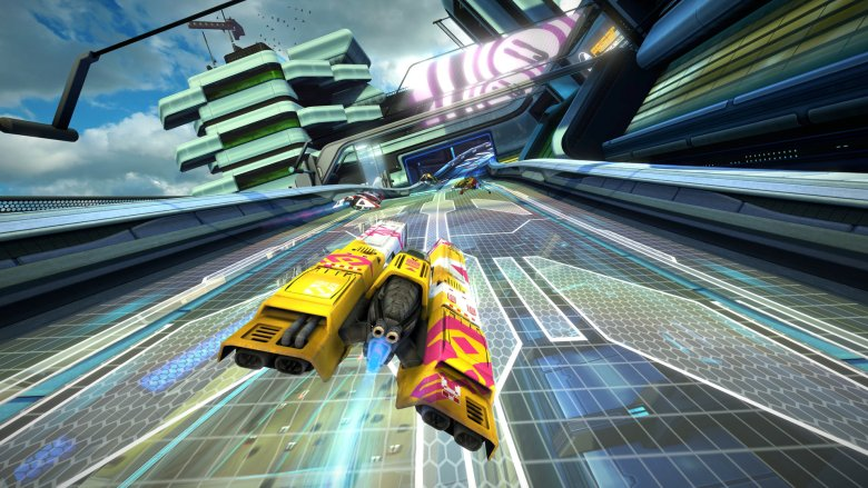 WipEout, PlayStation
