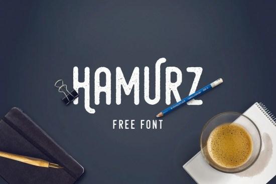 Hamurz Free font