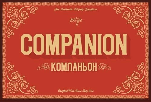 28 Slavic Fonts To Level-Up Your Designs   HipFonts