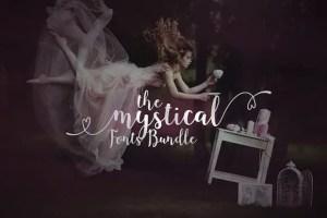 Mystical-Fonts-Bundle