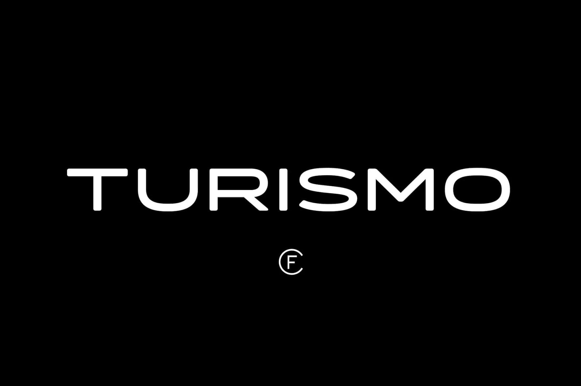 Turismo CF Modern Font
