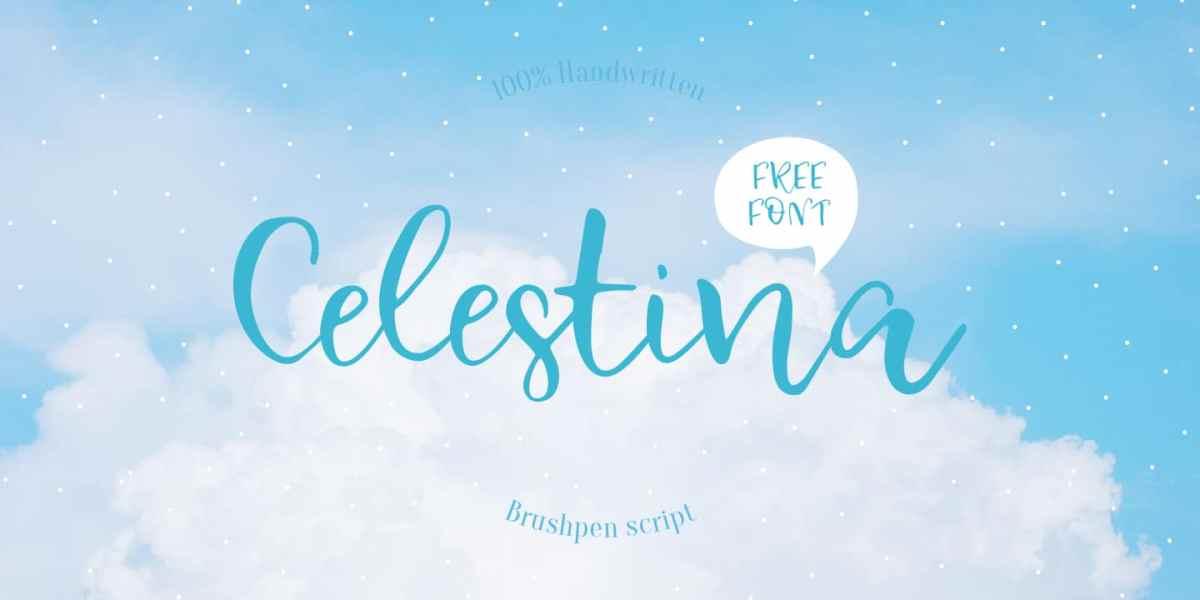 Celestina Free Font