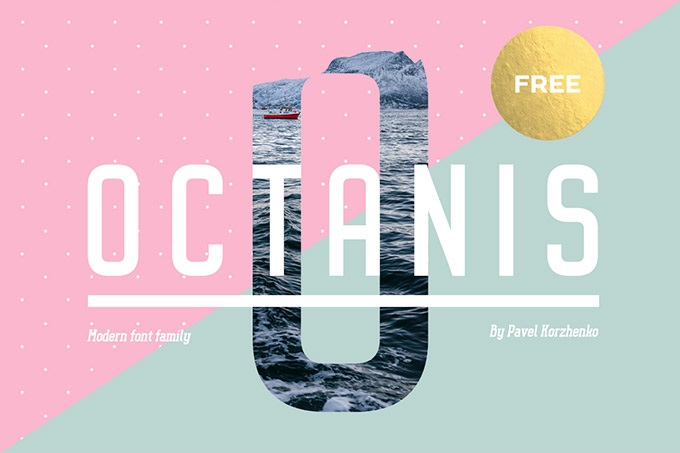 Octanis Font Family